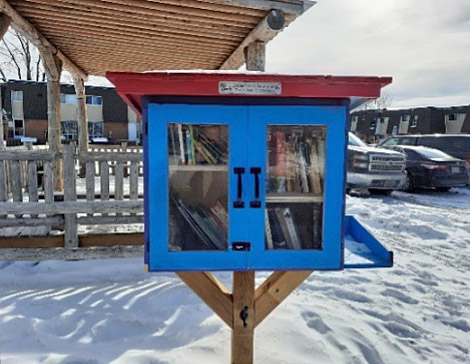 My Little Library